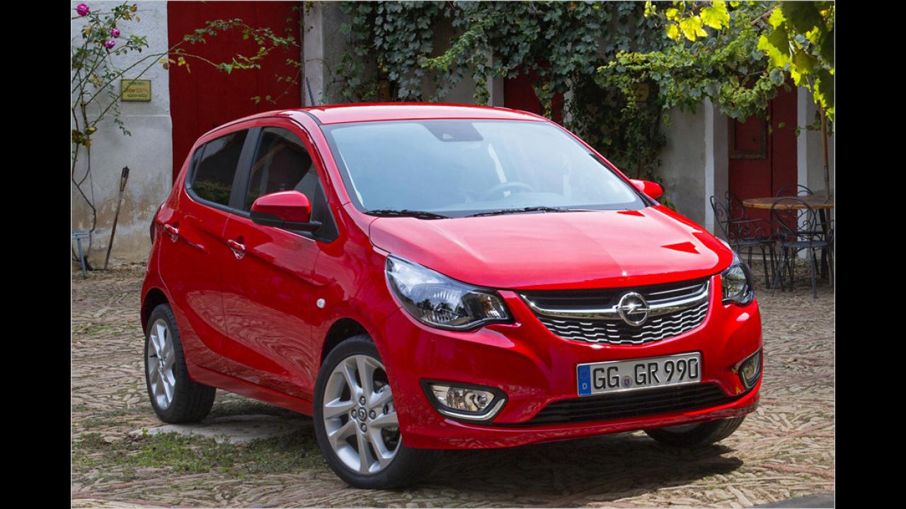 Opel Karl (ab Juni)