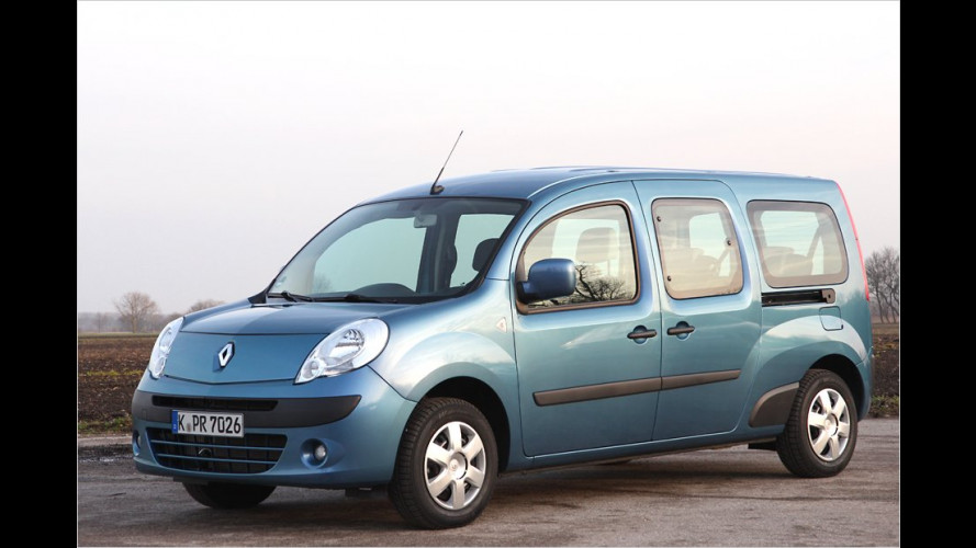 Renault Grand Kangoo dCi 110 (2013) im Test