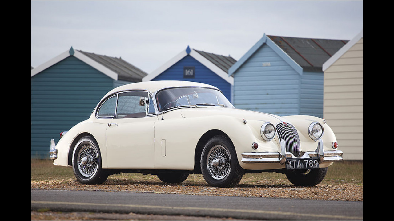 1958 Jaguar XK150 3.4 Fixed Head Coupé