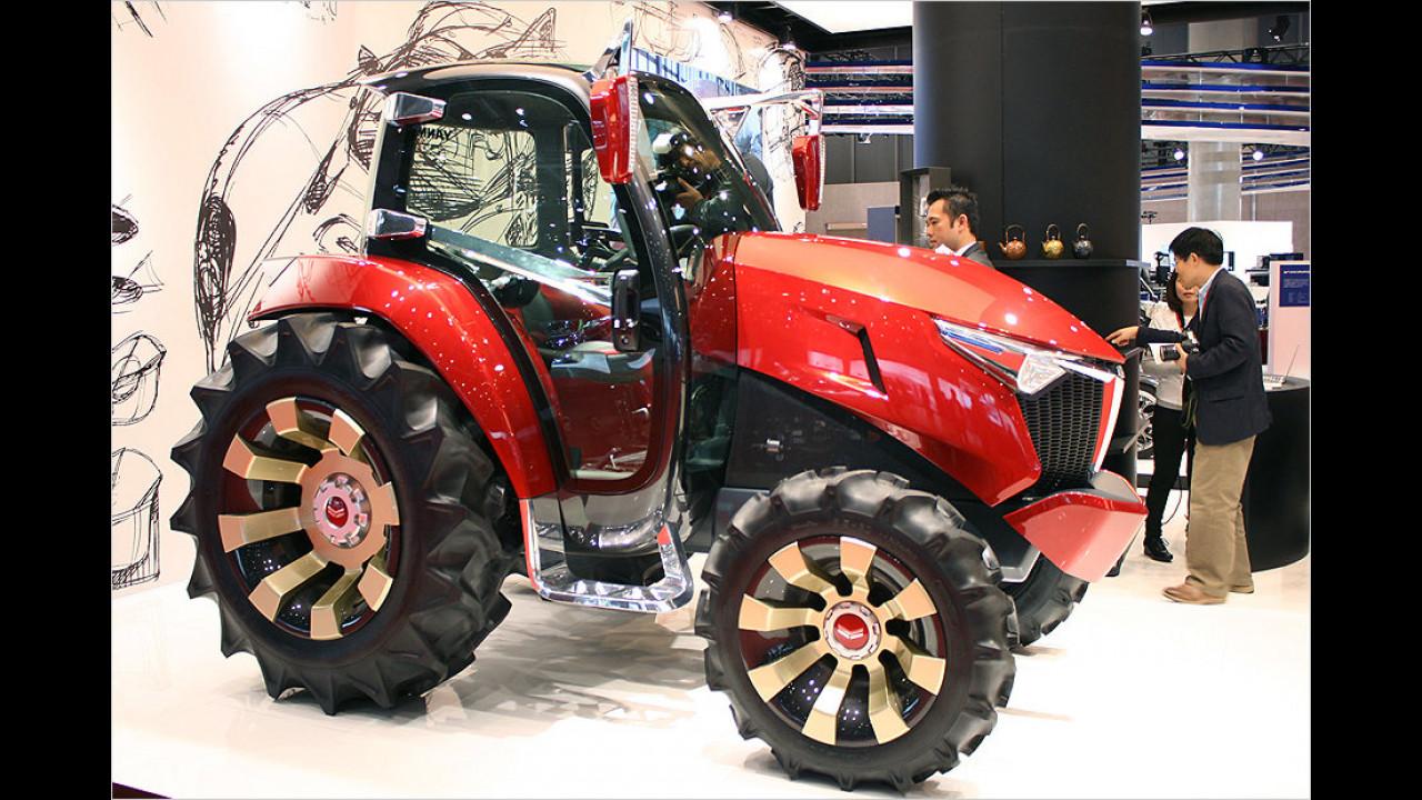 Ken Okuyama Advanced Tractor Y-Concept YT01