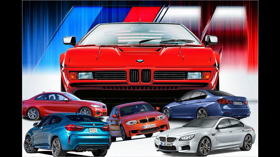 Die besten M-Autos seit 1978
