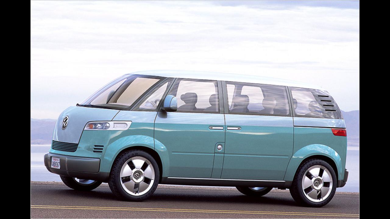 Concept Car Microbus (2001)