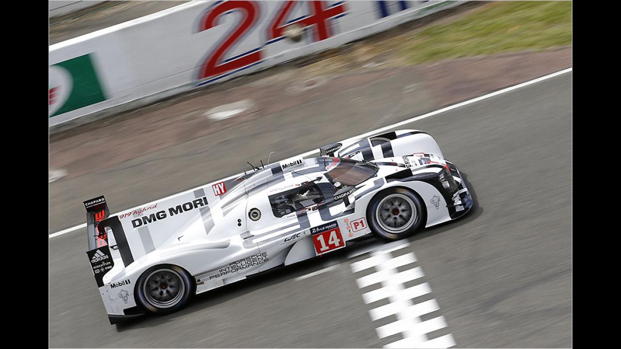 2014: Porsche 919 Hybrid