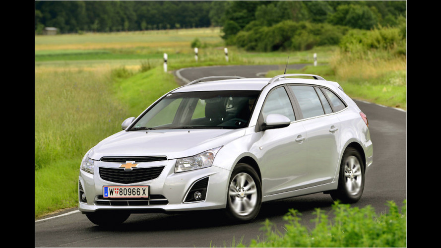 Chevrolet Cruze Station Wagon im Test