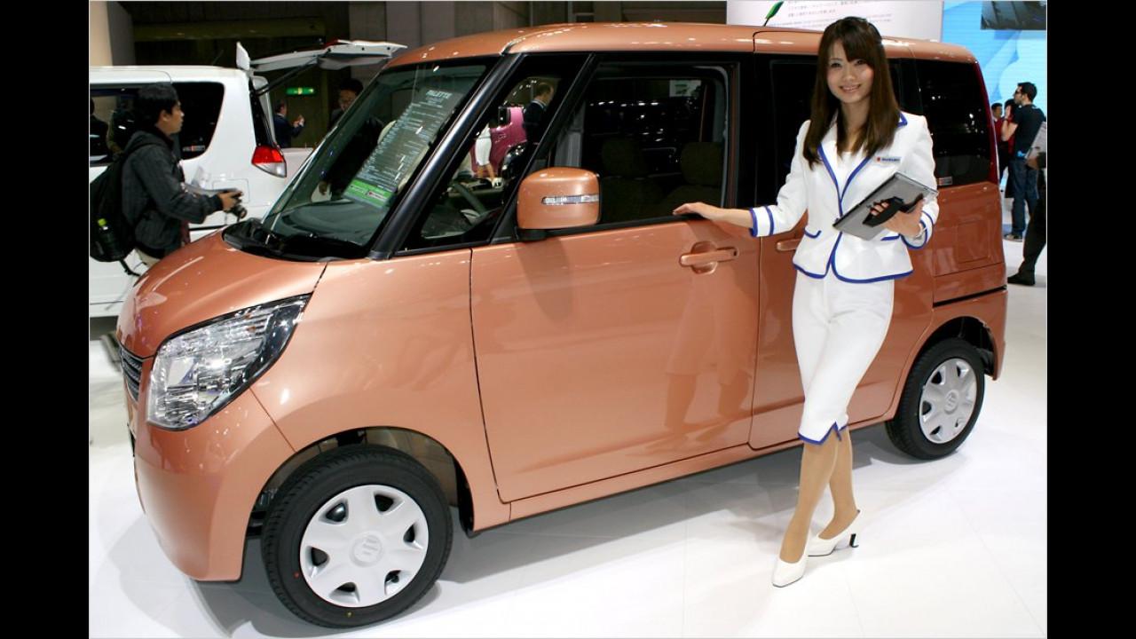 Was kannst du uns denn über diesen flotten Minivan erzählen?