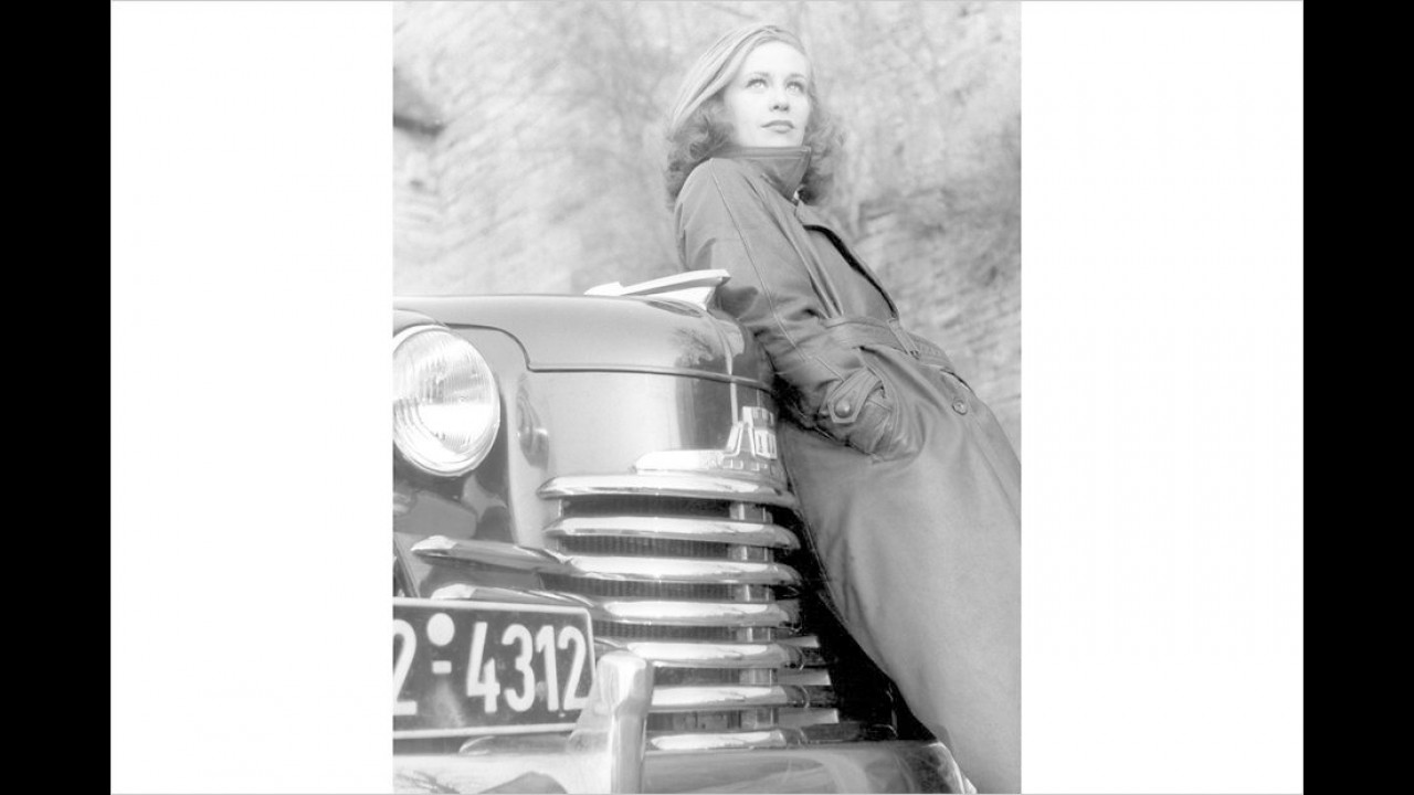 Hildegard Knef: Opel Olympia