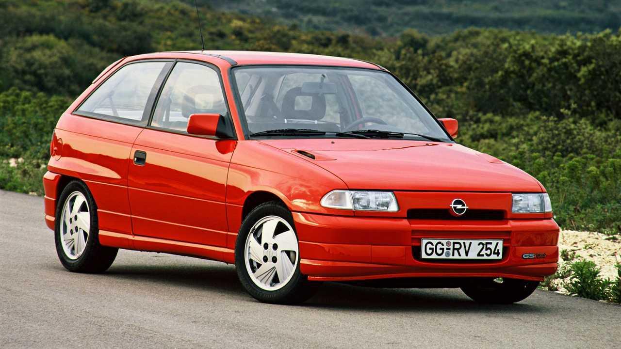 Opel Astra Mk1 (1991 – 1998)