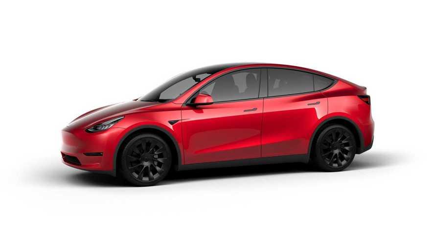 Tesla Model Y Firmware Hides Upcoming New Efficiency Package