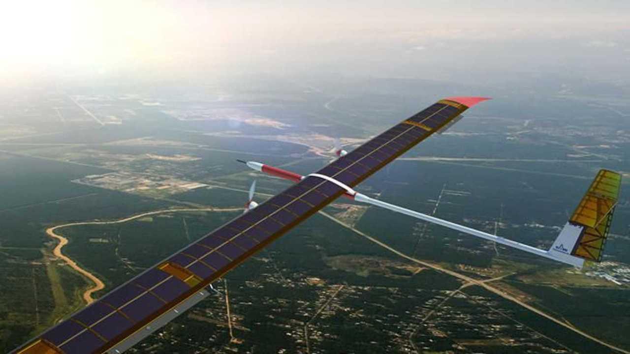 LG Chem Solarflugzeug mit Li-S-Akkus