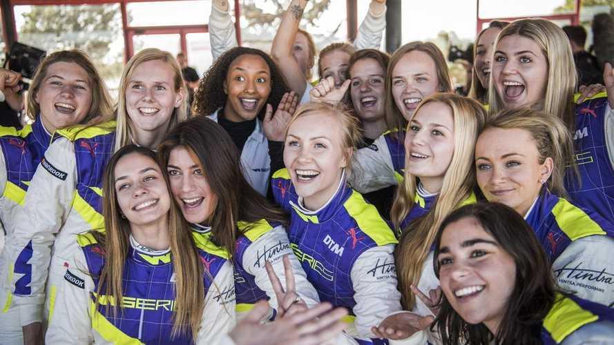 Женский чемпионат хочет стать постоянной серией поддержки F1