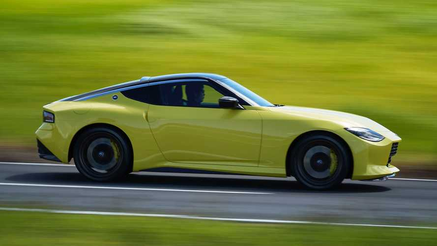 Nissan explains why it took its sweet time with the new Z