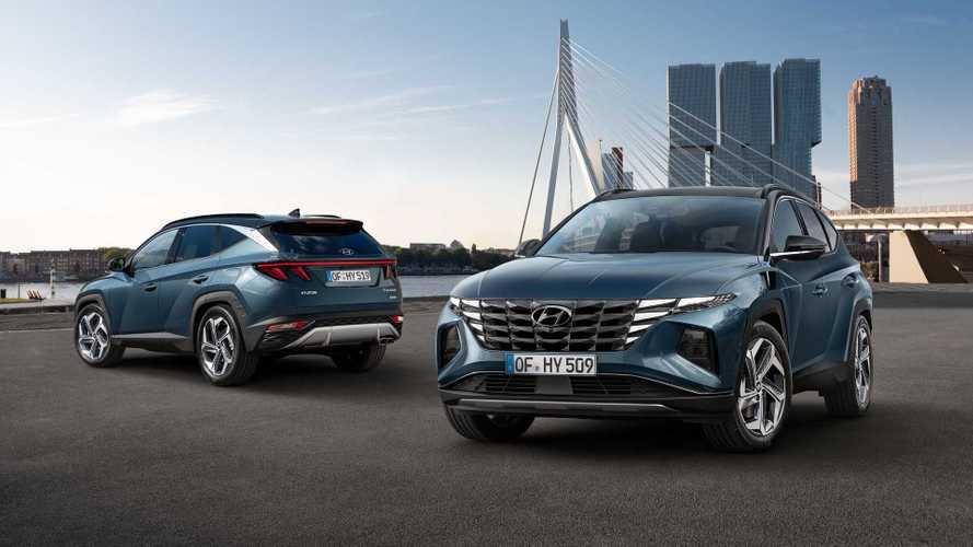 Hyundai promotes the 2021 Tucson to halo model status