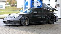 Porsche 911 GT3 (2021) nahezu ungetarnt erwischt