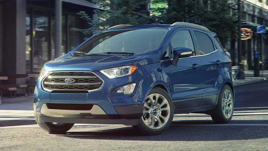 2021 Ford EcoSport Is Both Cheaper And More Expensive Than Before