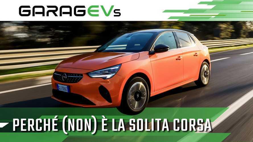 Opel Corsa-e alla prova dell'Experience Test: ecco com'è andata