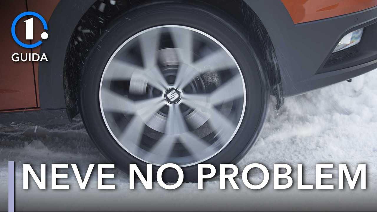 Consigli di guida sulla neve