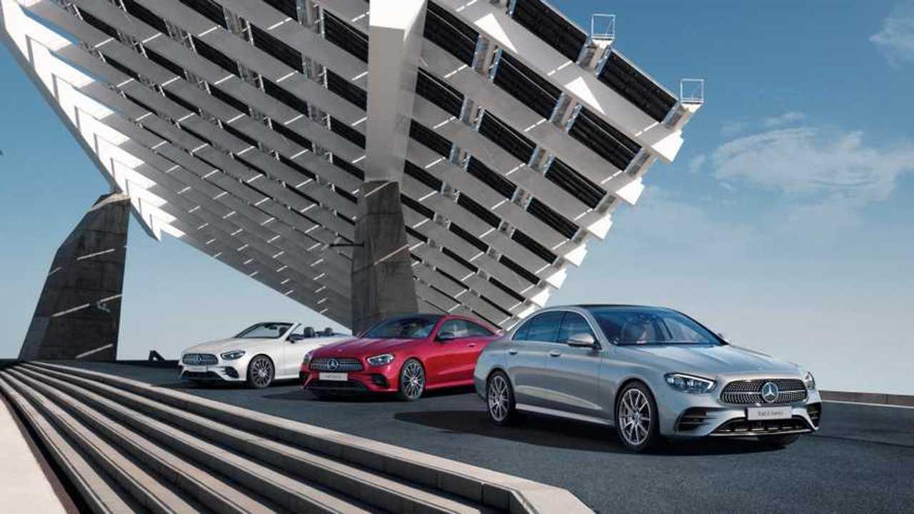 Mercedes-Benz E-Serisi ailesi