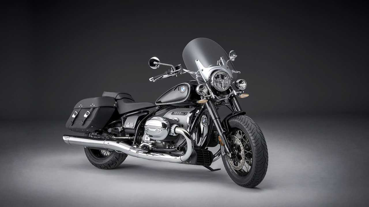 2021 BMW R 18 Classic, Beauty, 3/4 Front, Right