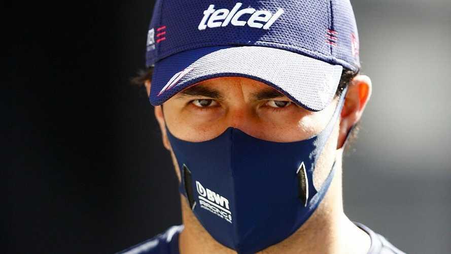 'Checo' Pérez anuncia su salida de Racing Point en la F1