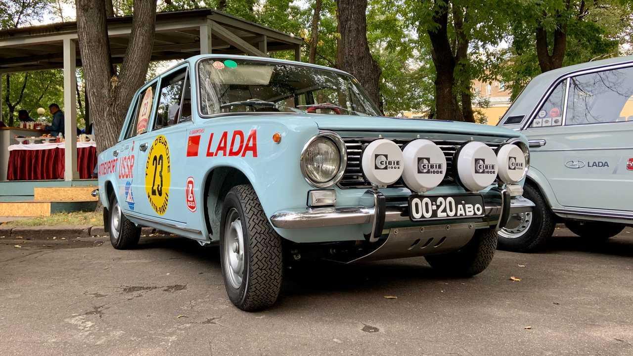 ВАЗ-2101 ралли «Тур Европы»