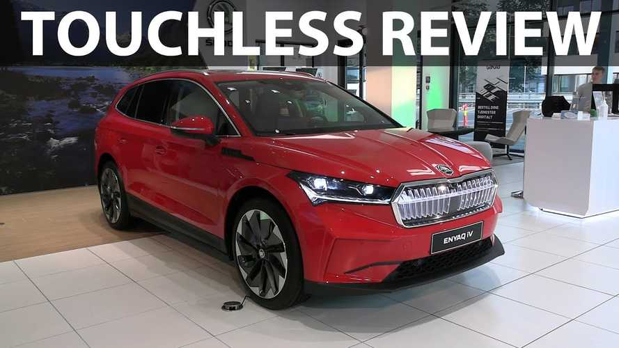 Watch This First Skoda Enyaq iV Static Walkaround Video