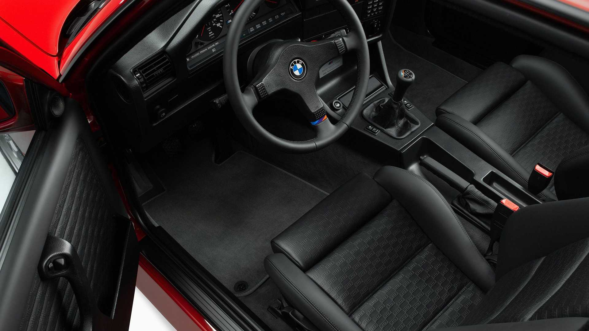 Bmw E30 M3 Receives Full Restoration With Bespoke Interior From Kith