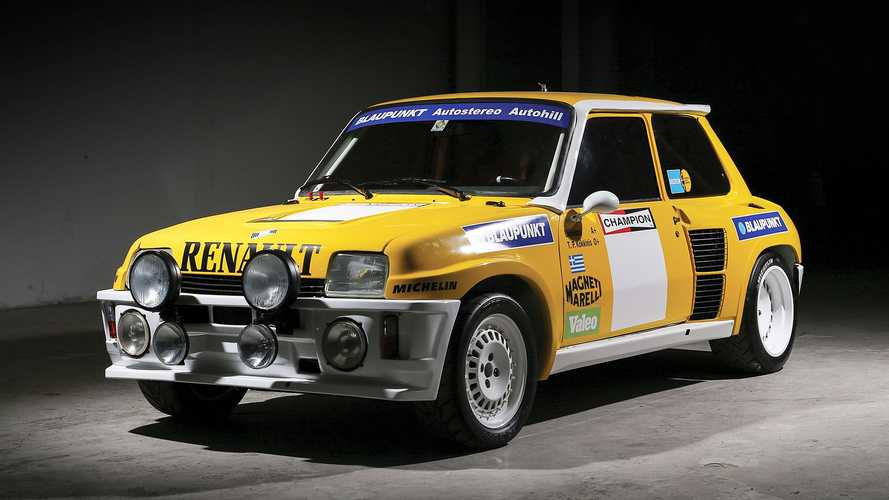 "Renault 5 Turbo ""Tour de Corse"" (1980)"