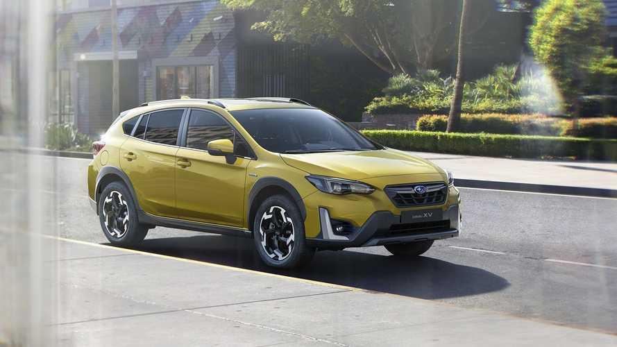 Subaru XV, novità e prezzi del model year 2021