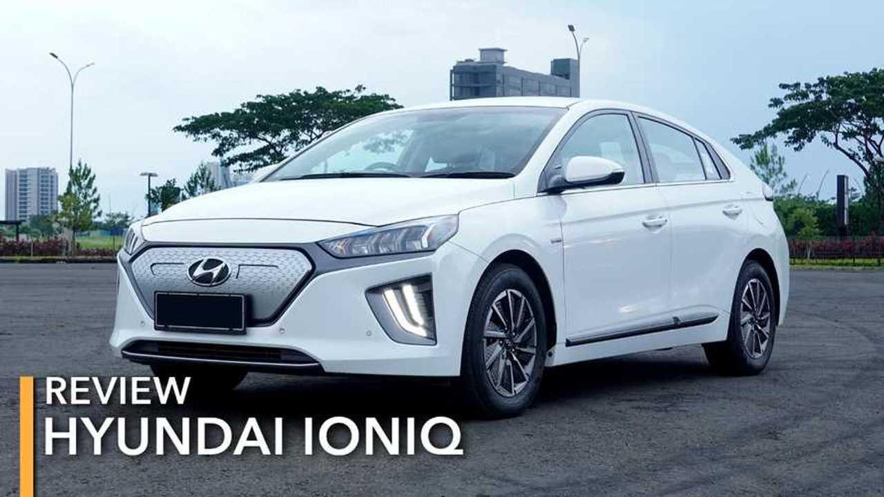 Cover Review Hyundai Ioniq 2020