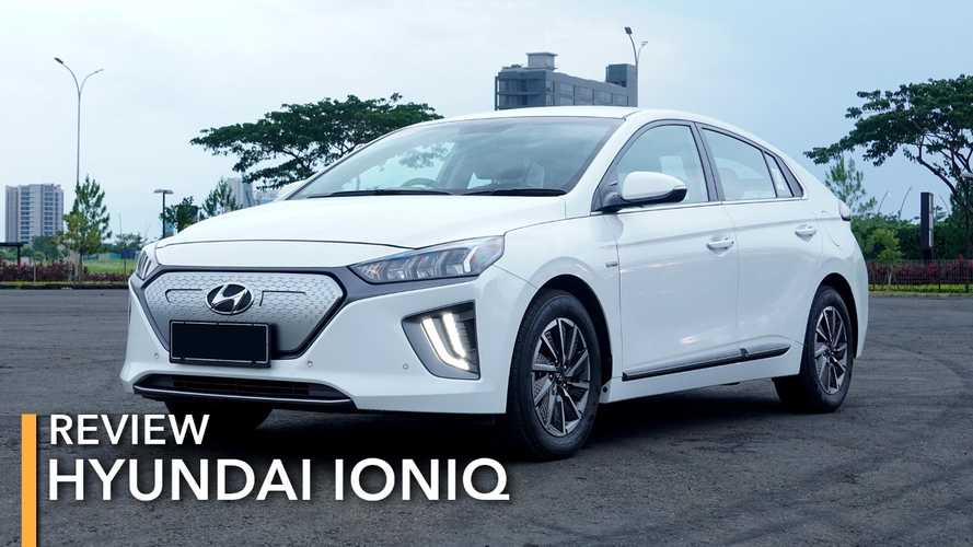 Hyundai Ioniq: Mobil Listrik Praktis, Bertenaga, dan Ramah Lingkungan