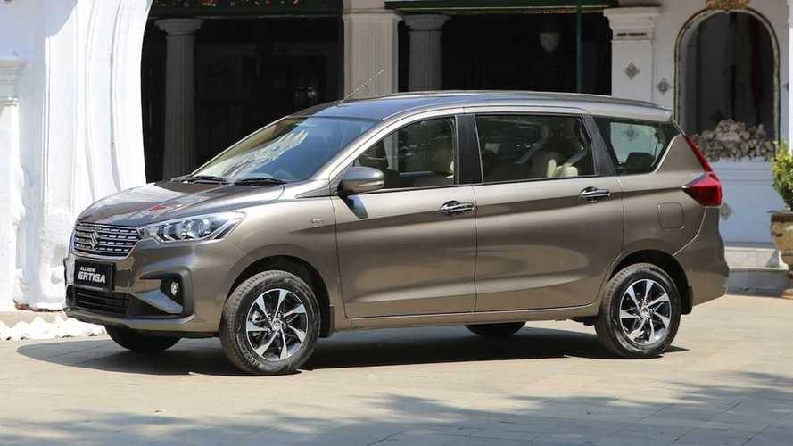 Suzuki Alami Peningkatan Ekspor di Pengujung Tahun