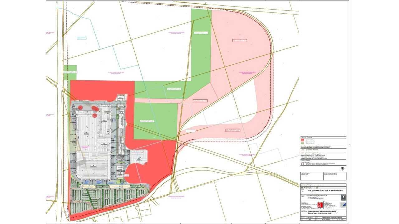 Tesla Giga Berlin plan via Gf4Tesla