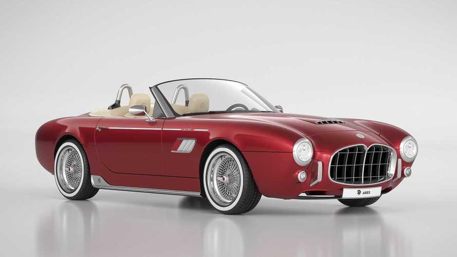 Ares Wami Lalique Spyder: Neo-Roadster im Stil der 1950er-Jahre