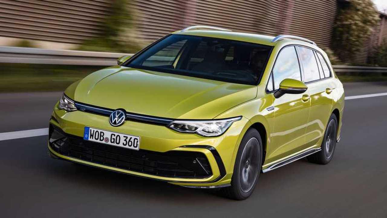 Volkswagen Golf SW (2020)