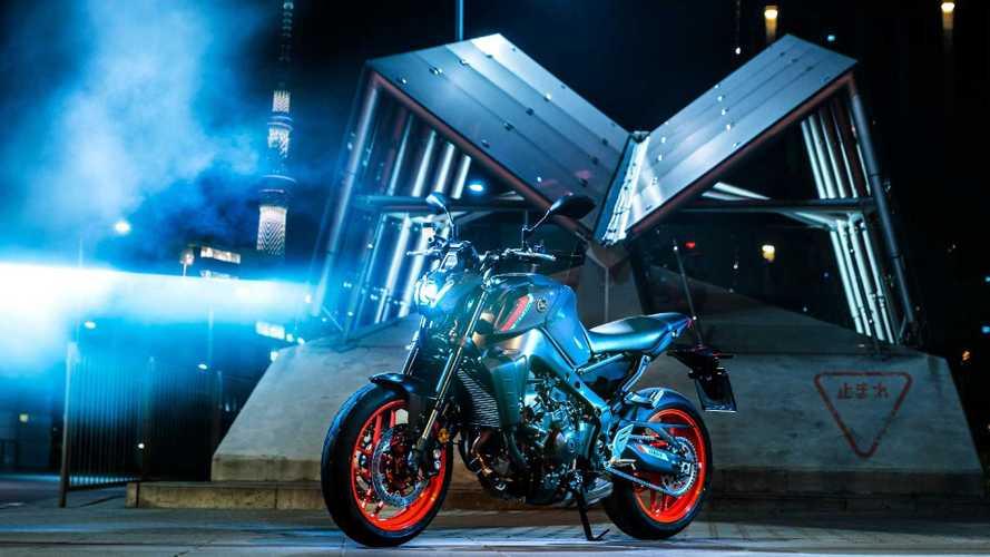 Yamaha MT-09 2021: più leggera, più potente