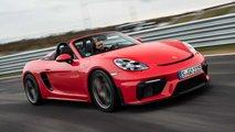 Porsche 718 Spyder (2021) im Test