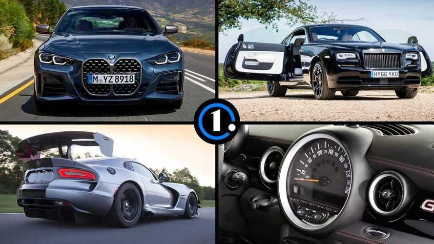 10 coches llamativos por sus grandes componentes