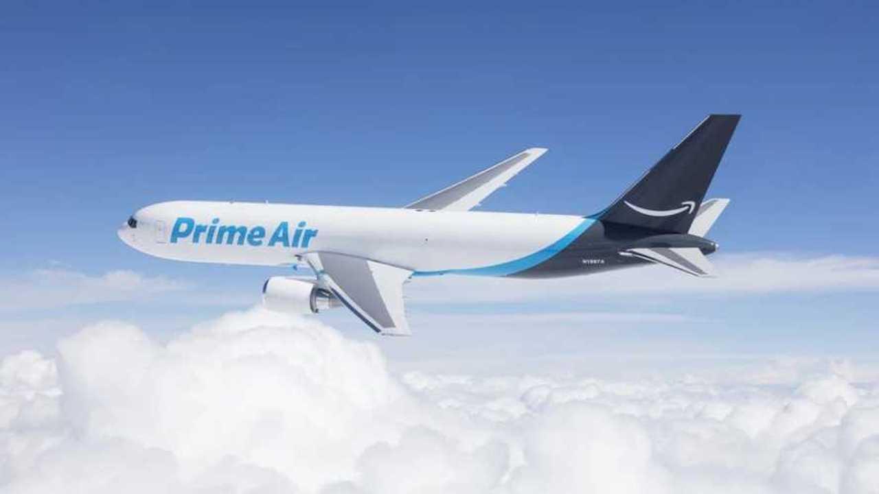 Amazon flotta aerea