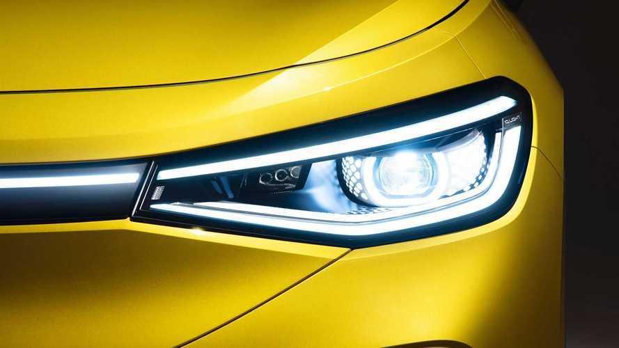 Volkswagen revela o design dos faróis e lanternas do SUV elétrico ID.4