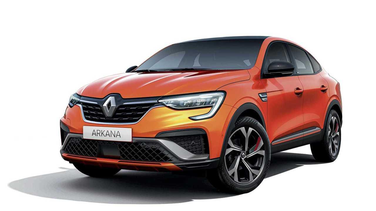 Renault Arkana (2020)