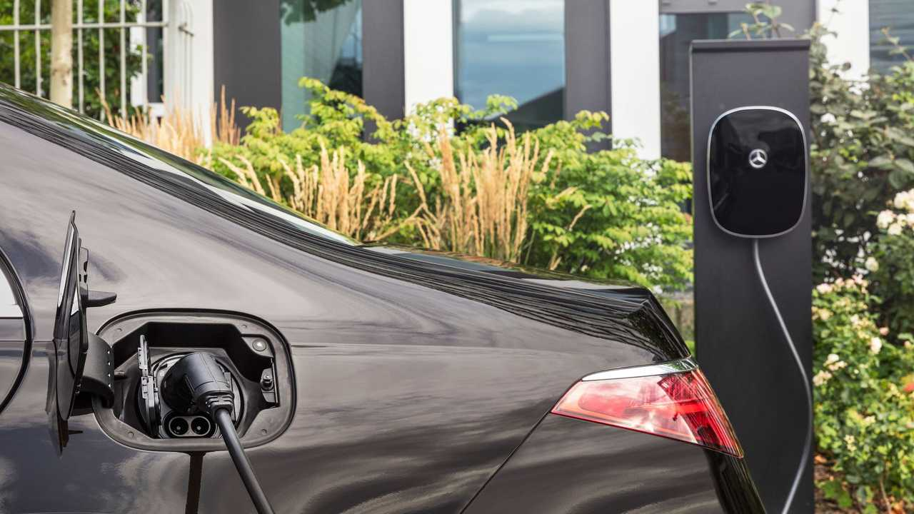 2021 Mercedes-Benz S580e Plug-In