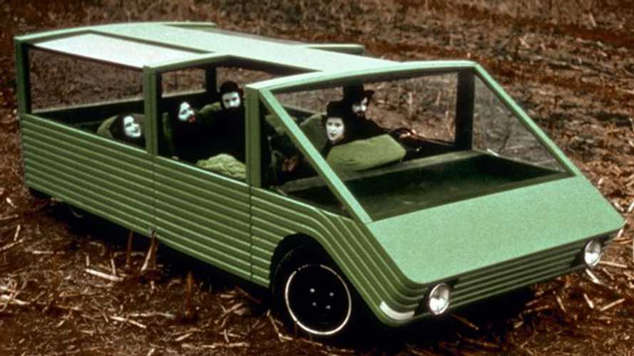 Citroën Kar-a-Sutra, spazio e libertà 12 anni prima dell'Espace