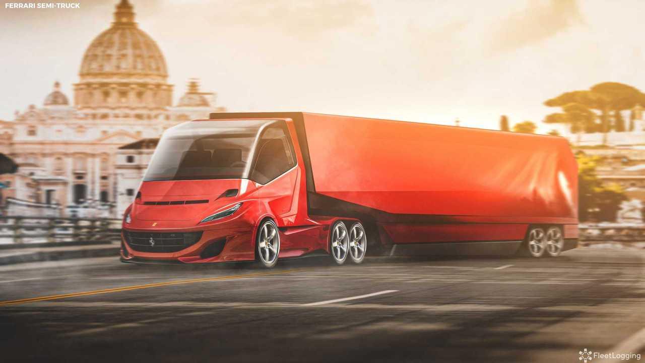 Ferrari Supertruck