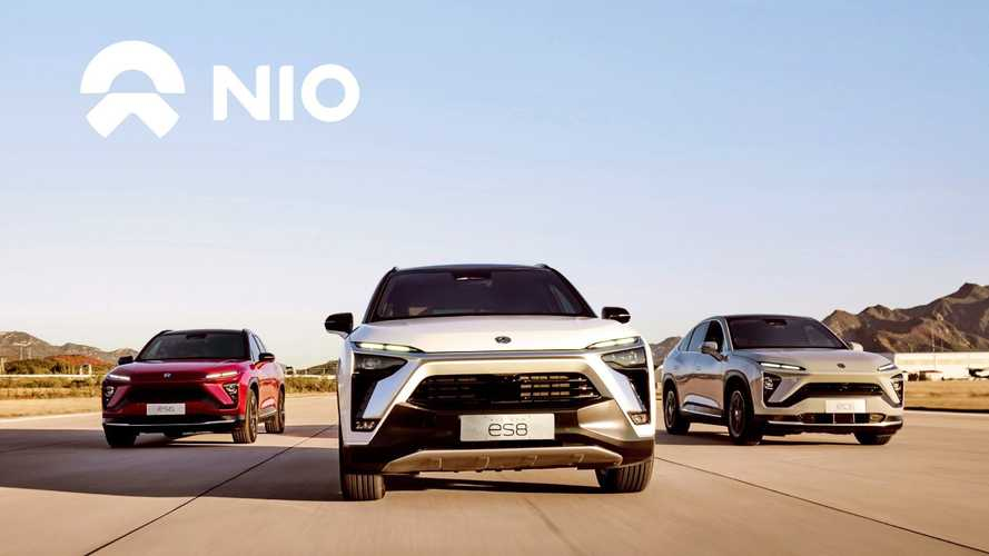 China: NIO Sets Fourth Monthly Sales Record In A Row In November 2020