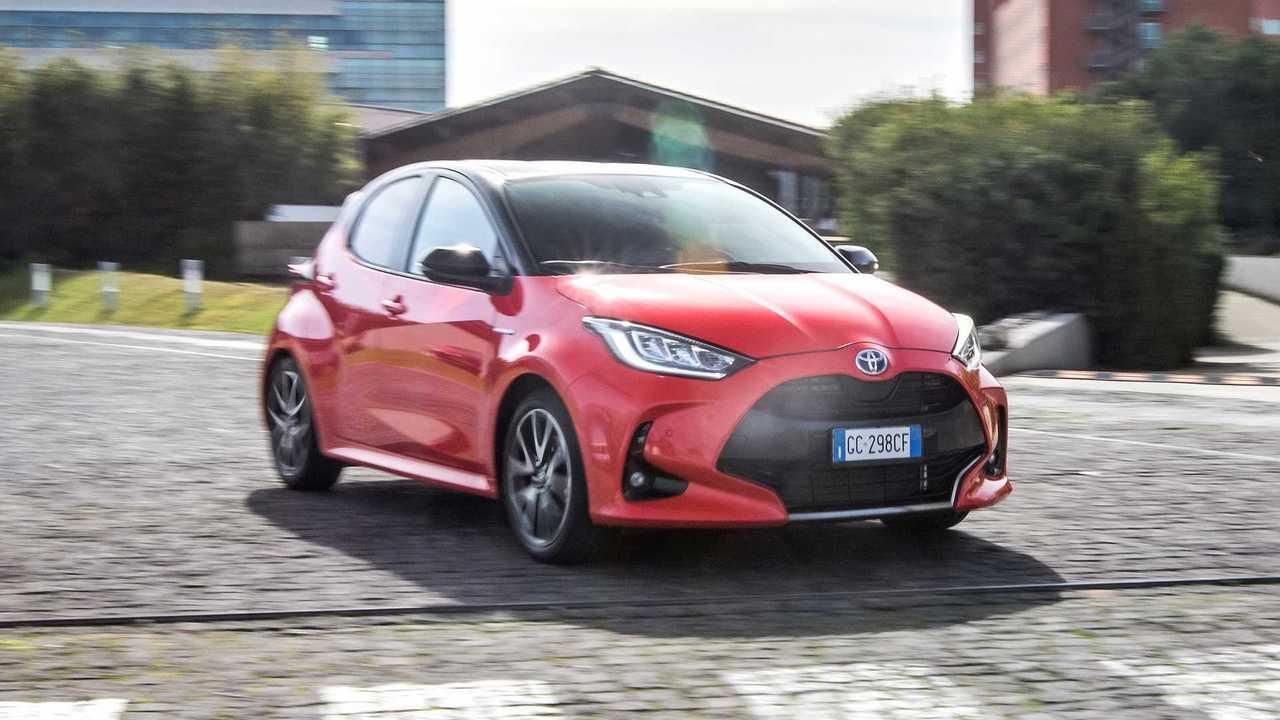 Fenomeno Toyota Yaris copertina 1