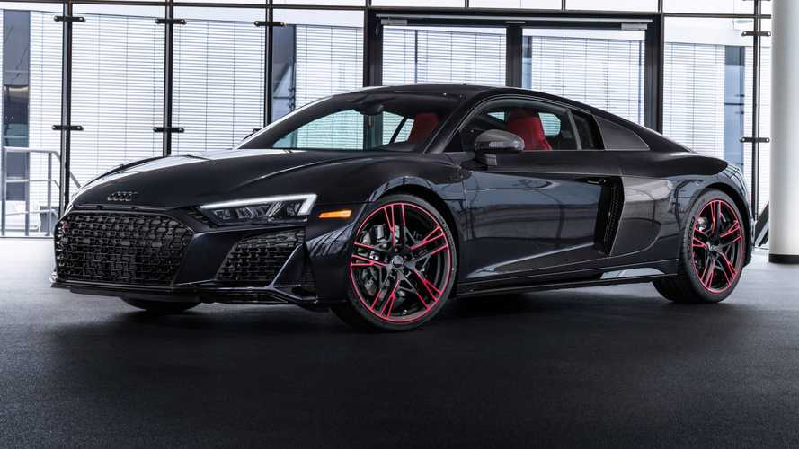 "Audi R8 RWD ""Panther Edition"""