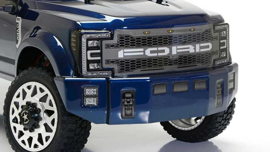 CEN Racing Radio Controlled Ford F-450 Dually