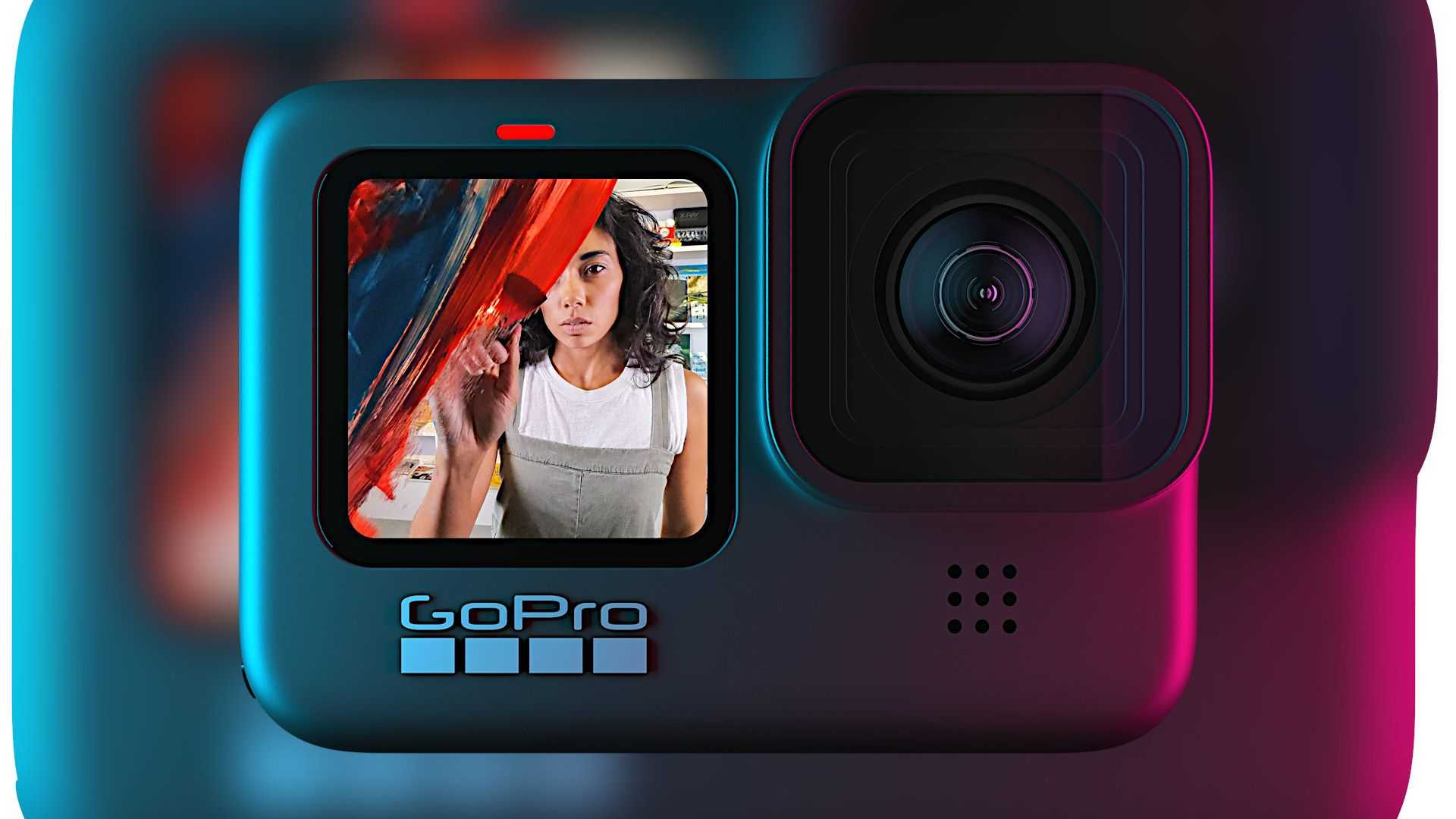 New GoPro Hero9 Black Action Camera Goes Big So You Don't Go Home - RideApart