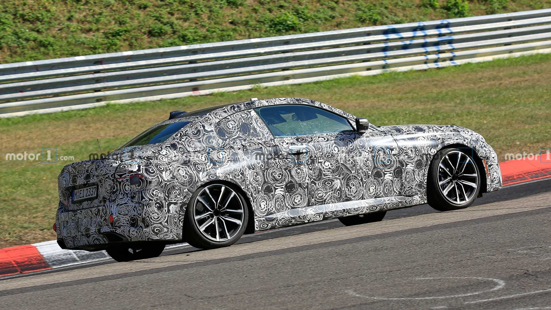 See The 2022 BMW 2 Series Tackle The Nurburgring In New ...