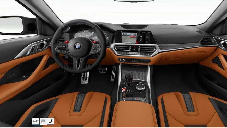 BMW M4 Coupé - Nos configurations préférées